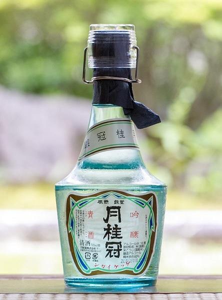 レトロボトル吟醸酒