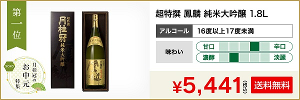 2020お中元特集-日本酒